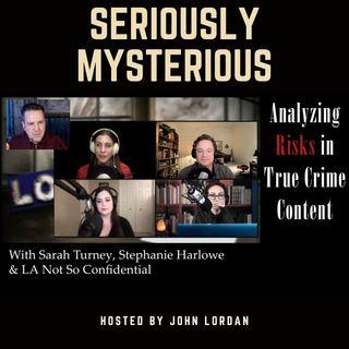 Risks in True Crime Content Round Table