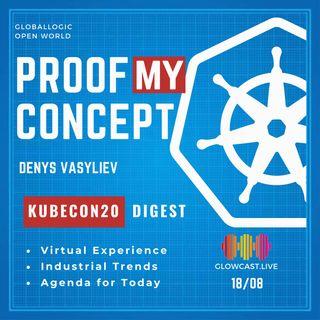 #10 KubeCon20 Europe Digest: Day1