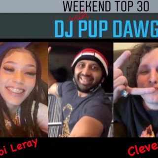 03-06-21 Clever Joins Dj Pup Dawg Weekend Top30