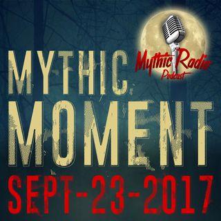 Nibiru, Planet X & Chicago Phantom Mothman Sightings 9/23/2017