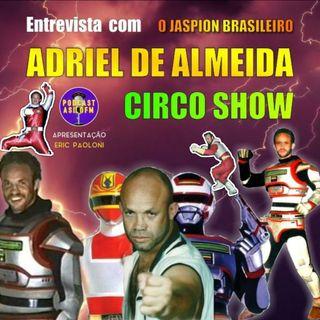 Entrevista: O Jaspion brasileiro - Adriel de Almeida