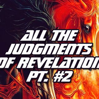 NTEB RADIO BIBLE STUDY: Pt. 2 Of Understanding All The Trumpet Judgments During Time Of Jacob's Trouble In The Book Of Revelation
