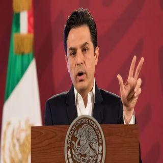 Zoé Robledo informó de inversión millonaria en Baja California