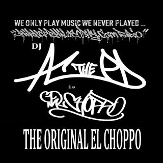 El Choppo aka A.C. The Program Director - The Original El Choppo (Beat Tape #29)
