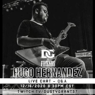 Episode 5 - Hugo Hernandez