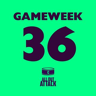 Gameweek 36: Man City Dominate, Differential Picks & The Top Four