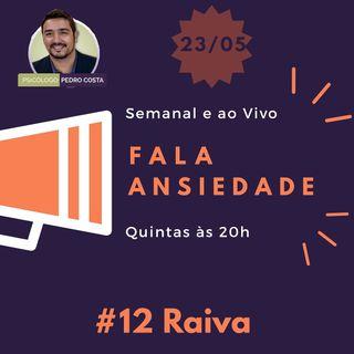 #12 Raiva