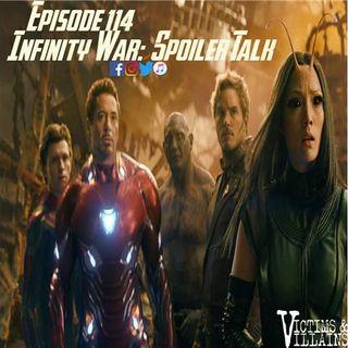 Infinity War - Spoiler Talk
