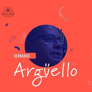 Bernardo Argüello, un líder social que fue preso político