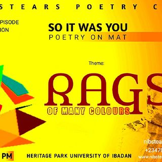 15TH EDITION OF SO IT WAS YOU Poetry On Mat Initiative