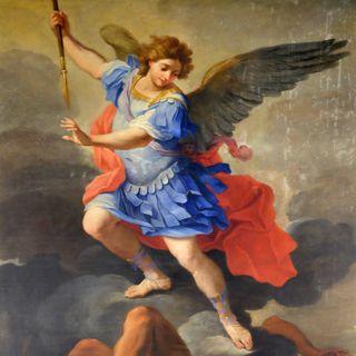 25 de septiembre - Ritual de protección del arcángel Miguel