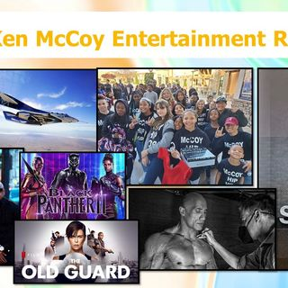 KMER 79 - McCoy reveals highlights of upcoming movies Black Panther II and Johnson's 'Black Adam'