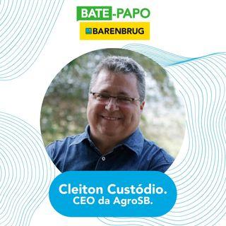 CEO da AgroSB: Cleiton Luiz Custódio