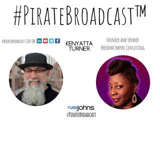 Catch Kenyatta Turner on the #PirateBroadcast™