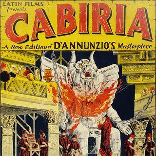 113. CULTURA: Cabiria (1914)