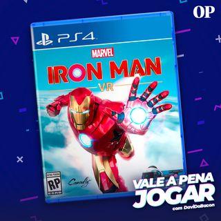 #46 - Vale a pena jogar Marvel's Iron Man VR?