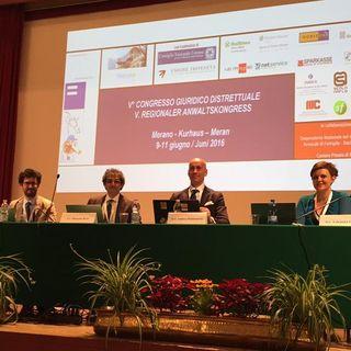 Sessione PROCESSO CIVILE TELEMATICO - 5 Congresso Giuridico Distrettuale Bolzano, Trento e Rovereto (Merano, 10.06.2016)