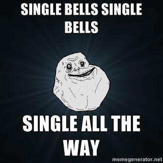 Single At Christmas