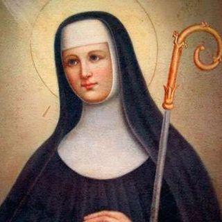 Santa Escolastica, virgen fundadora