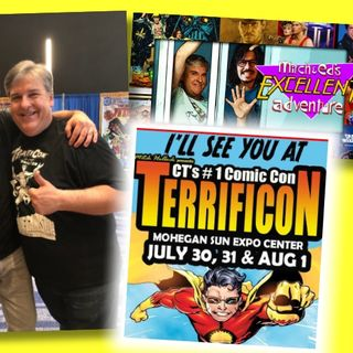 #385: Mitch Hallock drops by to kick off TerrifiCon Week!