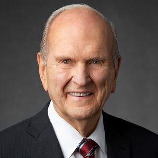 Nimxu 'l quddiem mill-President Russel M. Nelson (Ottubru 2020)