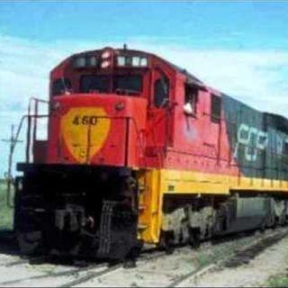 Pérdidas millonarias sufren trenes bloqueos