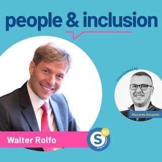 10 anni di Synesthesia con Walter Rolfo. Parliamo di people and inclusion [giugno 2021]