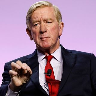 Interview: Gov. Bill Weld