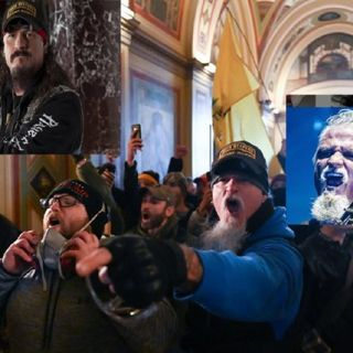 Episode 1187 - Iced Earth's Jon Schaffer Reportedly Among Pro-Trump Rioters at Capitol