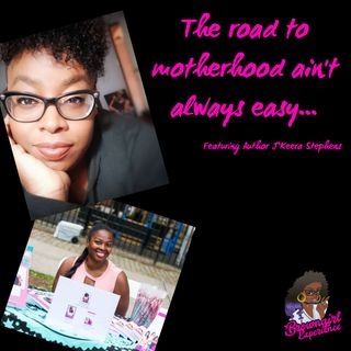 The road to motherhood ain't always easy... Pt. 1