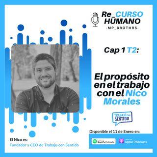 E1_T2 Nico Morales - El Propósito en Reclutamiento