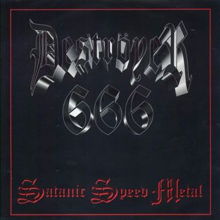Deströyer 666 - Satanic Speed Metal (single), Merciless Records 1998