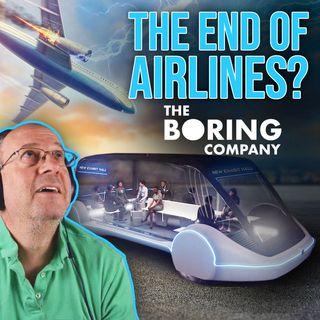 50. Hyperloop is The End of Airline Travel | Warren Redlich