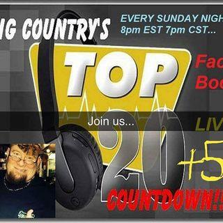 Top 20 Countdown Week 1