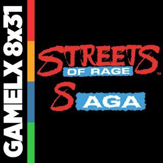 GX 8x31 - Especial Saga Streets of Rage