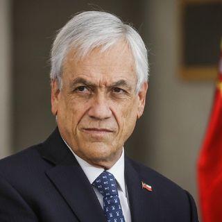 En cuarentena: Piñera, fondéate vo'
