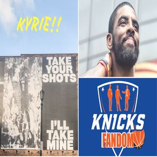 "EP 31: ""Kyrie Irving, Deal or no Deal?"" - Knicksfandom"