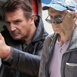 (iHeart Radio) #RRS - Thin Liam Neeson Stealing Sandwiches