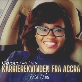 Karrierekvinden fra Accra - Kate Odoi