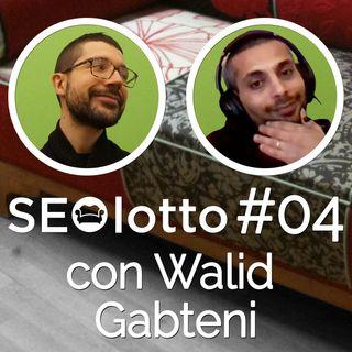(con Walid Gabteni) Sulle parole chiave a volume zero [#4]