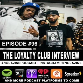 Episode #96 Clothing Brand THE LOYALTY CLUB Interview