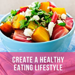 Darren Ainsworth | 5 Ways To Create A Healthy Eating Lifestyle
