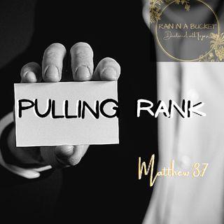 Pulling Rank