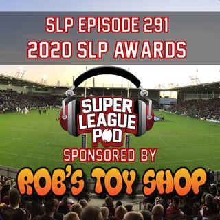SLP E291 The 2020 SLP Awards