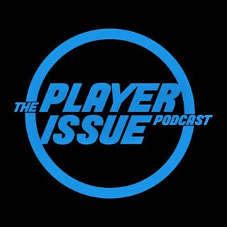 Player Issue Podcast Episode 19 - Blake Cook