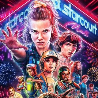 Especial STRANGER THINGS COMPLETE SOUNDTRACK S02 Classicos do Rock Podcast ##StrangerThings #classicrock #80sRock #Toto #JeffersonAirplane