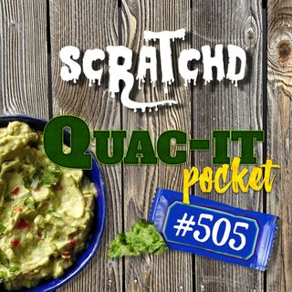 Scratchd 505 Guac-It Pocket