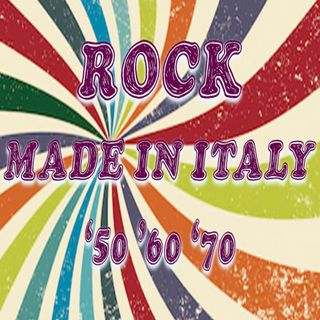 Rock In The Deep - MADE IN ITALY '50'60'70
