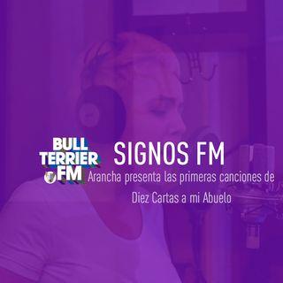 Arancha presenta las primeras canciones de Diez Cartas a mi Abuelo - SignosFM