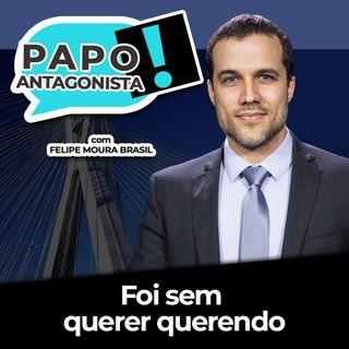 NINGUÉM TEM PACIÊNCIA COM SALLES - Papo Antagonista com Felipe Moura Brasil e Cláudio Dantas
